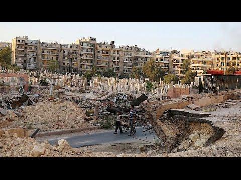 حلب.. تراجيديا تستنفر العالم  - نشر قبل 1 ساعة