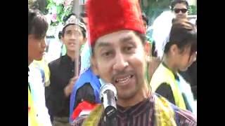 Boria Perkahwinan Anak Omar Hashim Omara Asnurrani dan Auni