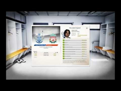 Fifa Manager 12- First Screenshots