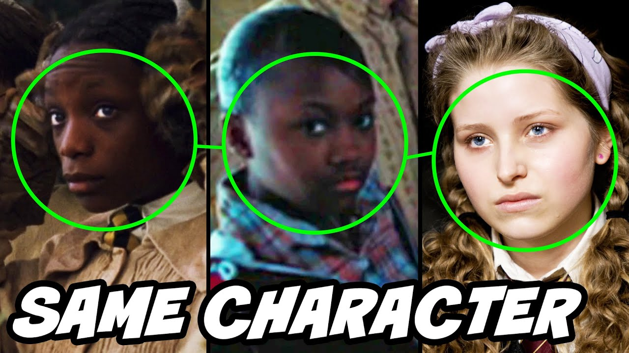 Why Lavender Brown Was Played By 3 Actresses Harry Potter Explained Youtube