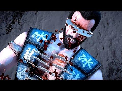 Mortal Kombat X Scorpion Vs Sub Zero & Alternate Costumes Ultra GTX 970