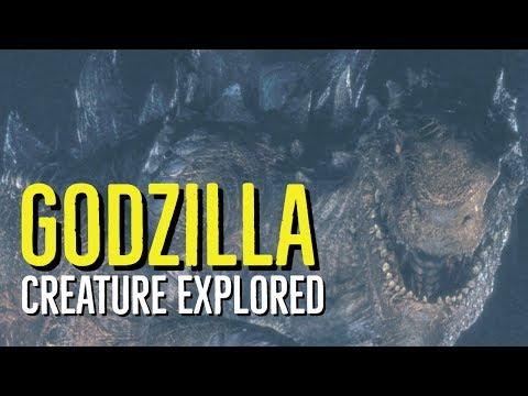 GODZILLA Creature Explored