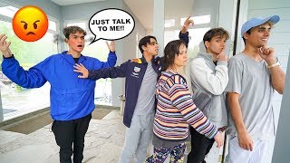 Making EVERYONE Ignore My Twin Brother *PRANK*