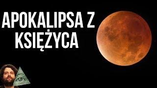 Kosmiczna Apokalipsa - W Tle: Księżyc Asteroida Spisek Naukowcy NASA - Spiskowe Teorie