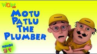 motu patlu the plumber motu patlu in hindi