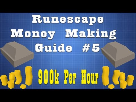 LOW REQUIREMENT Smithing 800K-1M PER HOUR!!! [Money Making Guide Pt 5]