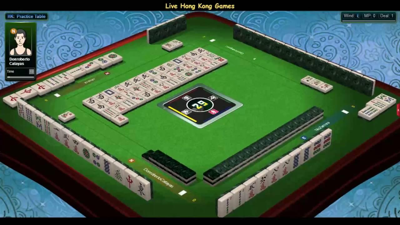 hong kong mahjong mac download