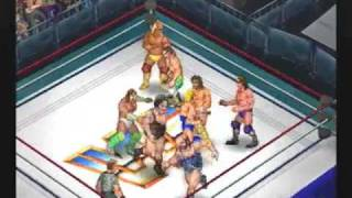 Fire Pro Wrestling Returns WWF: The Early 90s