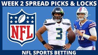 2020 NFL Week 2 Picks Against The Spread, NFL Game Previews, Locks