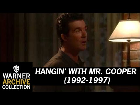 Alan Thicke and Mark Curry break the fourth wall on Hangin' with Mr. Cooper *rare*