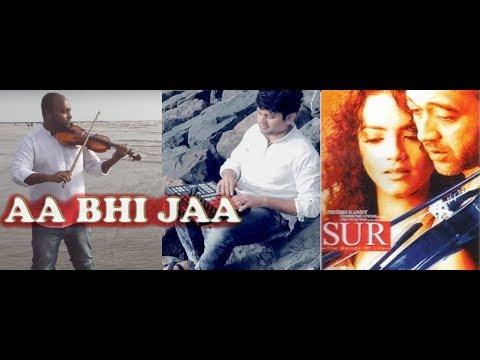 Aa bhi ja aa bhi ja: Violin Cover song - MFB
