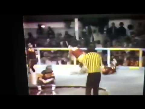 Charlie O'Connell Vs Ken Monte in 1978