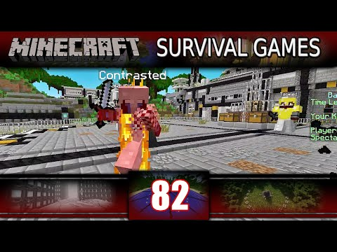 Minecraft - Survival Games - НОВА ДРУЖКА! (Minecraft PVP)
