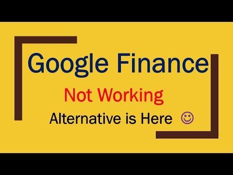 Google Finance Alternative Website For Stock Market Technical Analysis