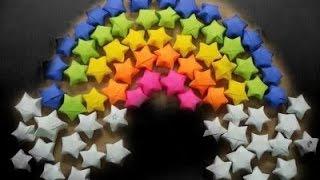 Paper Stars / Origami Stars 2 Thumbnail