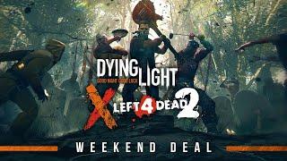 Dying Light + Left4Dead ►НОВОЕ СОБЫТИЕ ►АПОКАЛИПСИС СЕГОДНЯ( УРОВЕНЬ КОШМАР) #4 серия