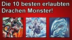 Yu-Gi-Oh!   Top 10 Drachen Monster!