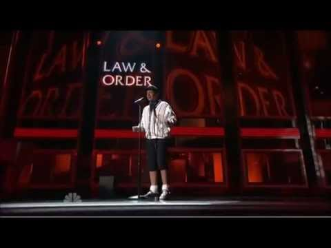 2010 Emmys Jimmy's Musical Tribute to 24, Law & Order & Lost