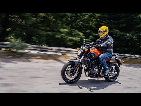 Yamaha FZ-07 2015 a prueba | Autocosmos