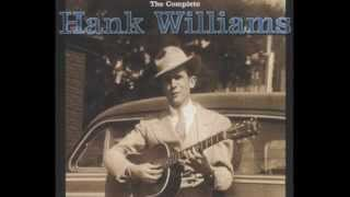 (I Heard That) Lonesome Whistle-Hank Williams
