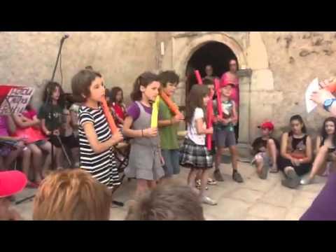 Vetllades junior Estades musicals 2012
