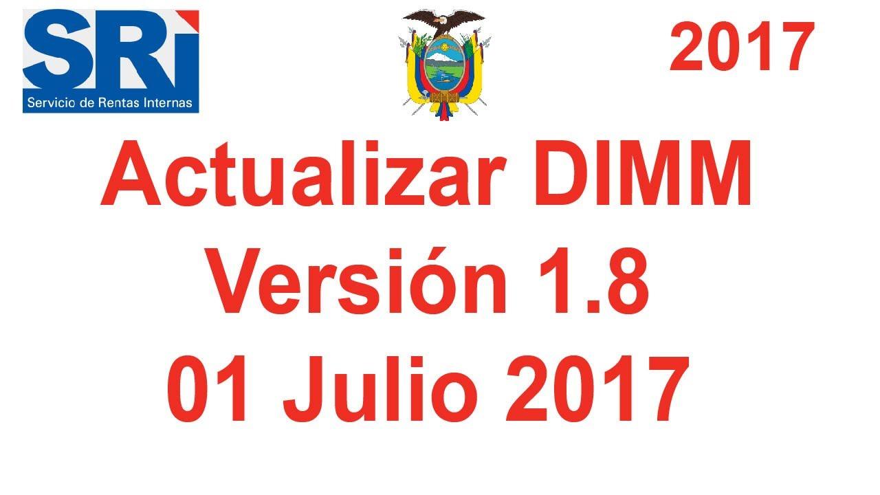 Actualizar Dim Formulario   actualiza dimm formularios