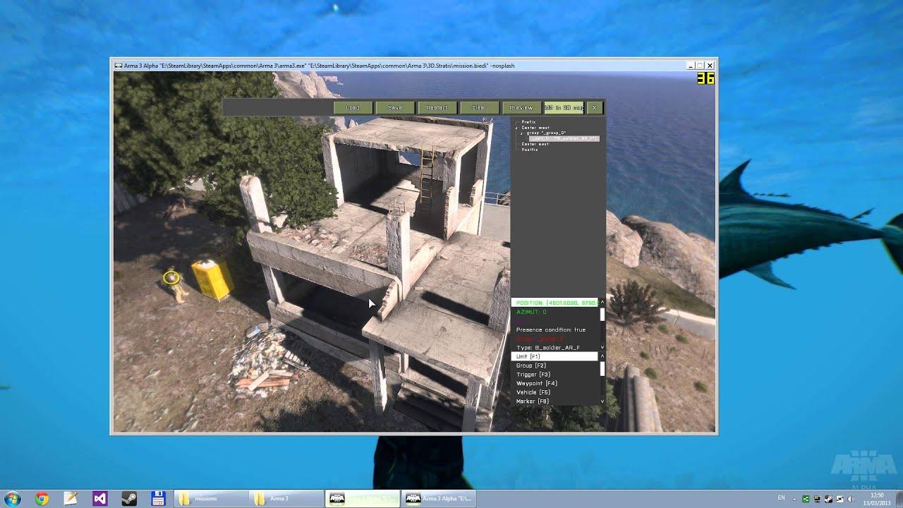 MCC Sandbox 3 - Dynamic mission creating tool for ArmA 3