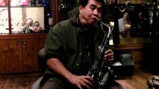 Test Saxophone black warrior