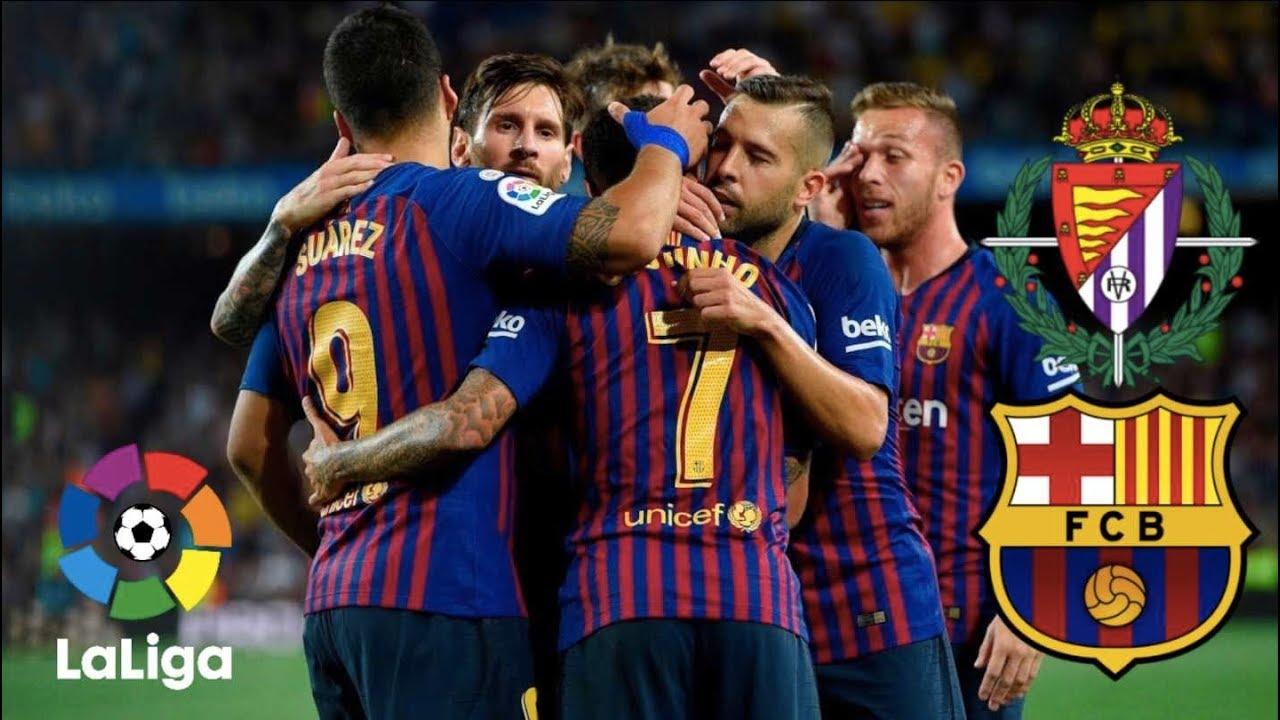 مباراة برشلونة وبلد الوليد السبت 16-02-2019 ميسي