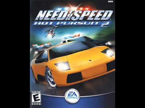 Need For Speed NFS  Hot Pursuit 2 OST   Soundtrack   Matt Ragan   Cone Of Silence