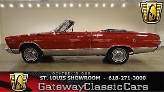 1966 Plymouth Valiant Signet - Gateway Classic Cars St. Louis - #6269