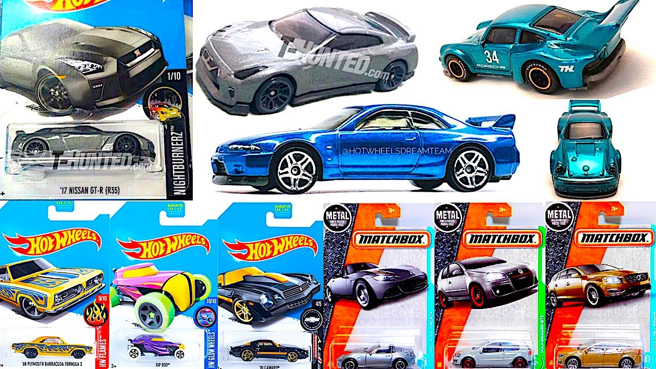 New Hot Wheels Nissan Gt R Models Toys R Us Exclusives