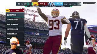 Madden NFL21 - Online Ranked Game - We Have Three New Superstar X Factors