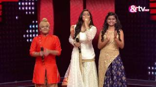 Harshdeep Kaur - Nachde Ne Saare - Liveshows - Episode 28 - The Voice India Kids