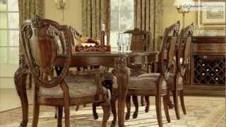 Old World Leg Dining Room Collection From Art Furniture
