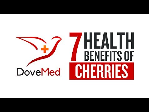 7 Health Benefits Of Cherries