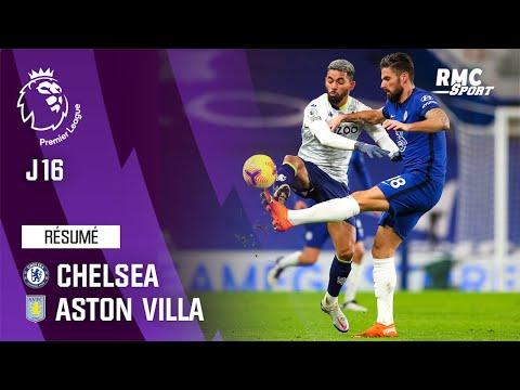 Résumé : Chelsea 1-1 Aston Villa - Premier League (J16)