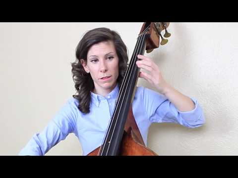 The 'Vomit Exercise' for Double Bass