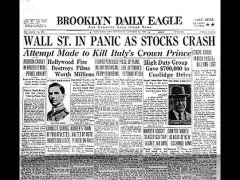How To Make Money In The Next Stock Market Crash 2016