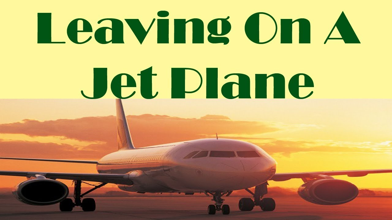 Leaving On A Jet Plane Guitar Lesson Beginners Chords And Charts