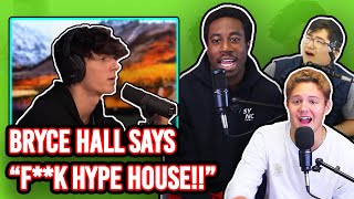 BRYCE HALL TALKS TRASH TO HYPE HOUSE ON IMPAULSIVE! (ADDISON DETAILS)