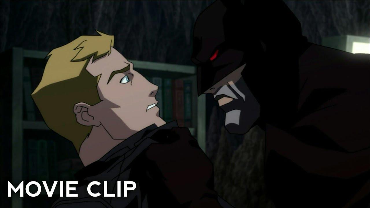 Download Flash Meets Batman (Thomas Wayne) Scene | Justice League : The Flash Point Paradox
