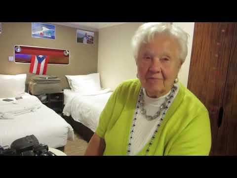 Norwegian Breakaway Cruise Ship Inside Stateroom 5449 Tour