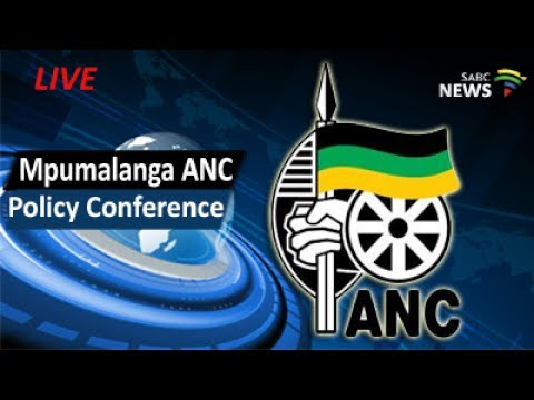 Mpumalanga ANC holds provincial policy conference, 17 June 2017