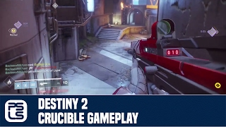 Destiny 2 Crucible Gameplay No Commentary