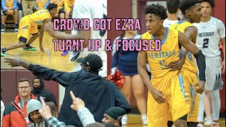He Got Hit With a Move, Crowd Instigates & HE RESPONDED WITH BUCKETS!! Heritage vs Freedom