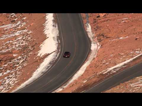 The One With The 2013 Lexus IS 350 F Sport at Pikes Peak!