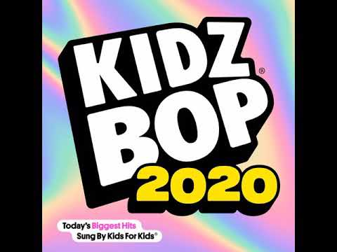 Kids bop 40 and kids bop 2020 señorita