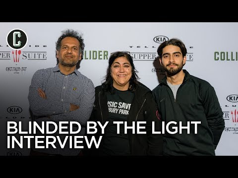 Blinded By The Light: Gurinder Chadha, Sarfraz Manzoor And Viveik Kalra Interview
