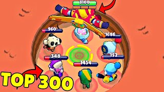 TOP 300 FUNNIEST FAILS IN BRAWL STARS
